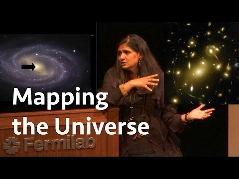 Mapping the Heavens to Understand Dark Matter and Black Holes