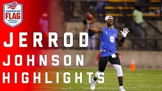 Flag Football Highlights: Jerrod Johnson's magnificent performance | NFL