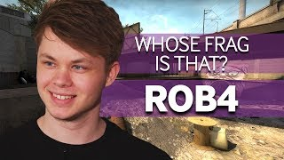 Rob4 Plays Whose Frag is That? Featuring Host GeT_RiGhT