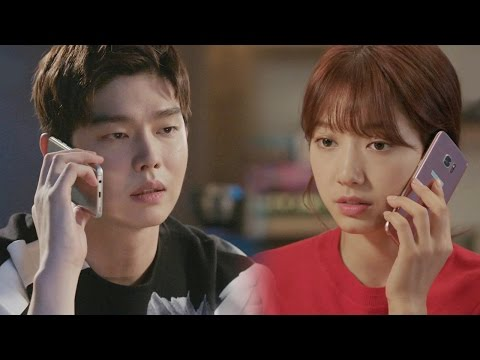 """Yoon Kyun Sang, declares Park Shin Hye """"I won't give you up"""" 《The Doctors》 닥터스 EP11"""