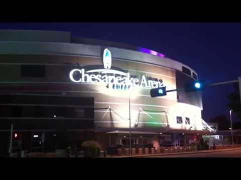 Chesapeake Energy Arena OKC