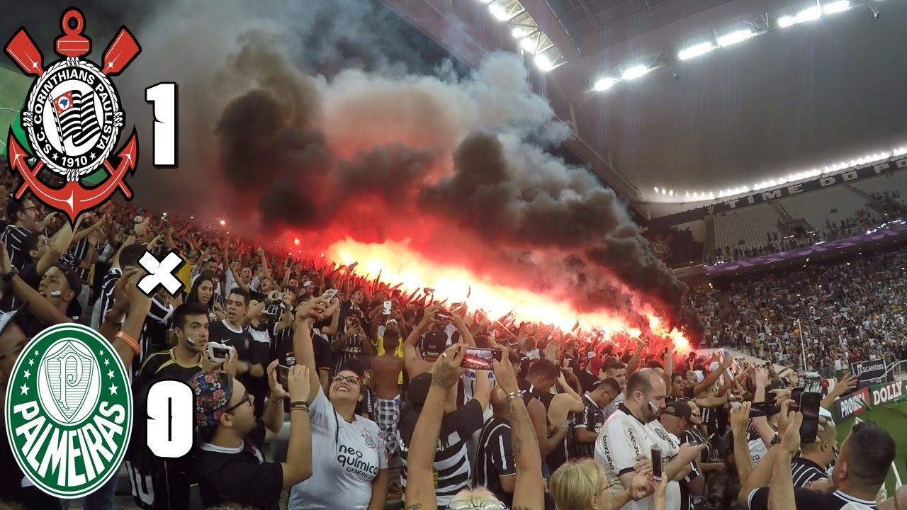 Corinthians 1 x 0 Palmeiras  d04f5d5b3a9bf