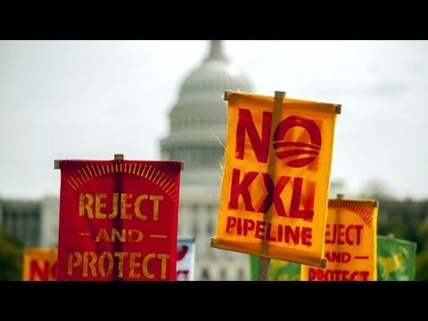Obama: Keystone Would Not Serve U.S. National Interests