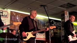 HD - 2013 Guitar Geek Festival - The Dynotones Live! - High Wall w/ HQ Audio - 2013-01-26