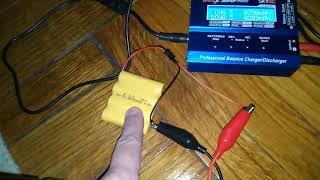 Восстановление Ni-Cd аккумулятора