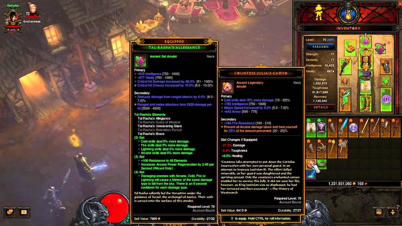 Diablo 3 Items