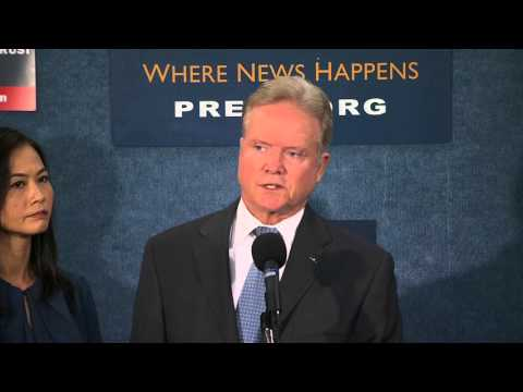 Jim Webb withdraws from Democratic primary process