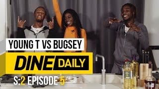 Baixar Young T vs Bugsey - Dine Daily [S2:E5] | GRM Daily