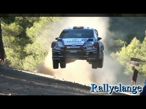 WRC Acropolis Rally Of Greece 2013 HD]