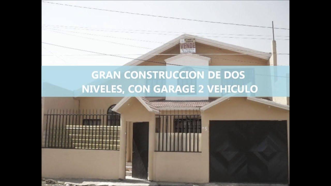 CASA EN VENTA TOLUCA, ESTADO DE MEXICO - YouTube