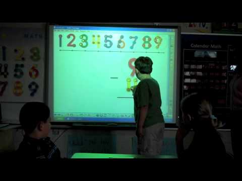 math worksheet : touch math subtraction  youtube : Touch Math Worksheet