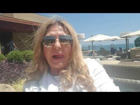 Wealth and positivity - Malibu Beach California