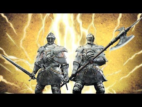 Dark Souls 3 PvP - My Main Build: Paladin Moose - Halberd and Lothric Sword
