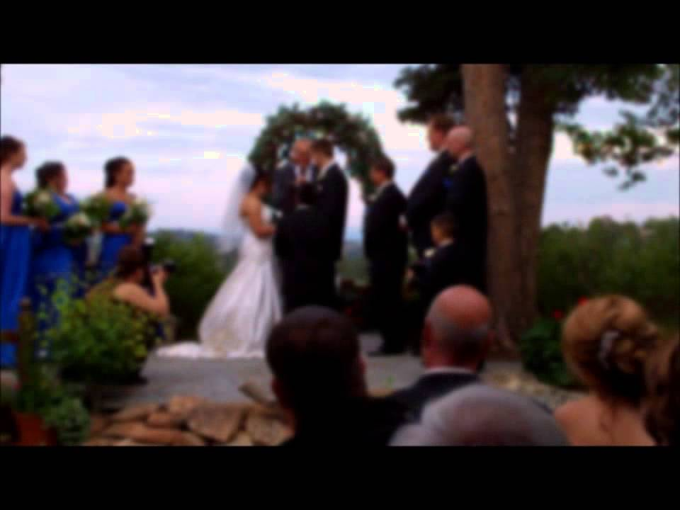 Outdoor Wedding Ceremony With Unity Sand