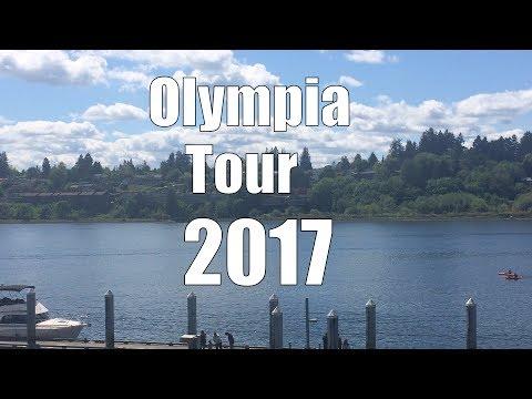 Travel Diary [Olympia, Washington Tour 2017]