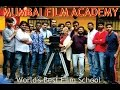 CAREERS IN FILM MAKING | Mumbai Film Academy International Students from Saudi Arabia | KSA