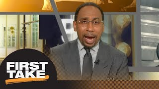 Stephen A.: Aaron Rodgers can't slack off after getting new contract | First Take | ESPN
