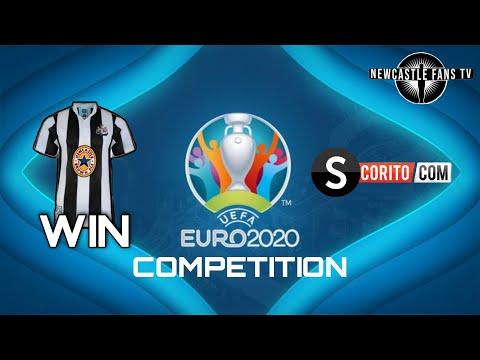 SCORITO.COM EURO'S 2020 PREDICTION POOL! The winner wins a 3Retro shirt!