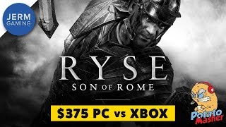 Can a $375 PC play Ryse: Son of Rome? - Budget PC vs Xbox One
