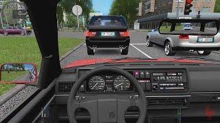 City Car Driving - Volkswagen Golf II GTI | Street Racing