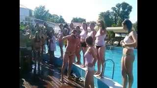 Мокрые маечки CRAZZZY JUMP PARTY
