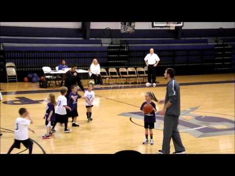 Zacks 2nd Basketball Game 12613