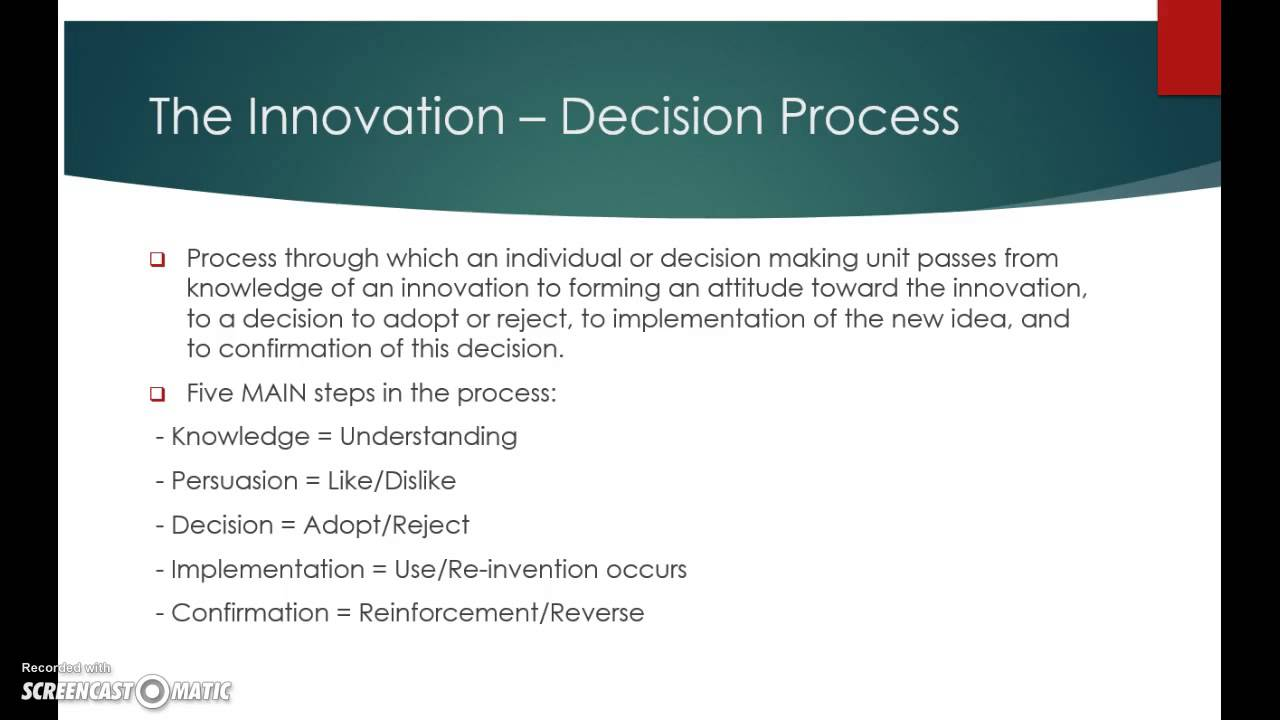 four stages of innovation process It is a complex strategic planning exercise that gives you a bird's eye view of the  development process, showing methods of stimulating innovation in each stage.