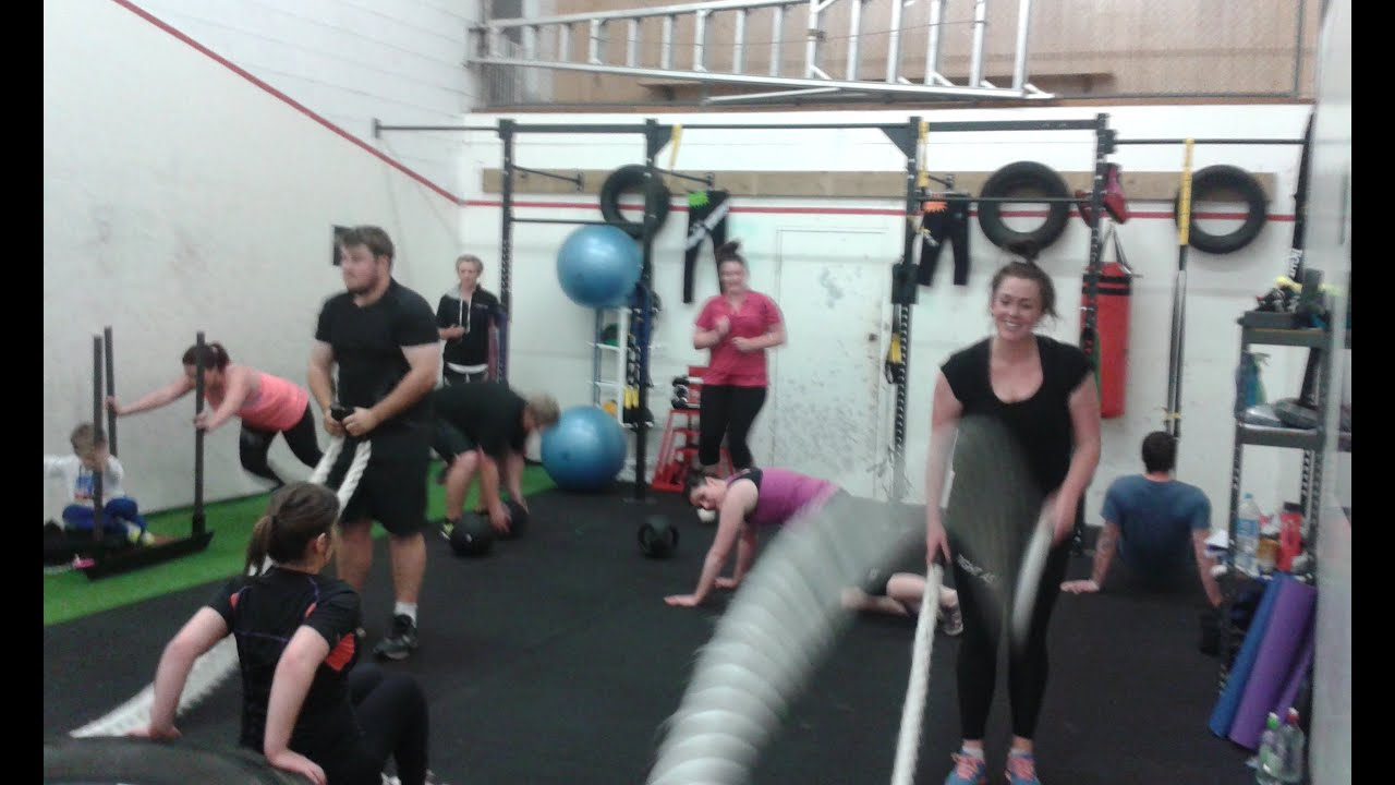What we do at FLOW - Functional Training Gym Morwell
