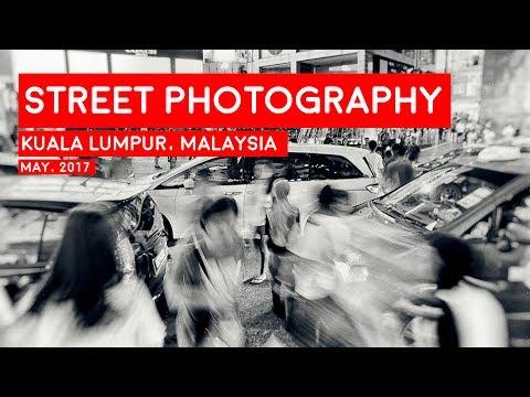 Street Photography - Kuala Lumpur