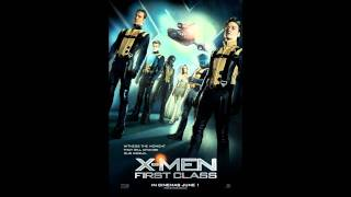 X-Men First Class Soundtrack - 09 Rise Up To Rule HD