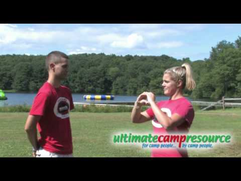 Silent Interview Ice Breaker - Ultimate Camp Resource