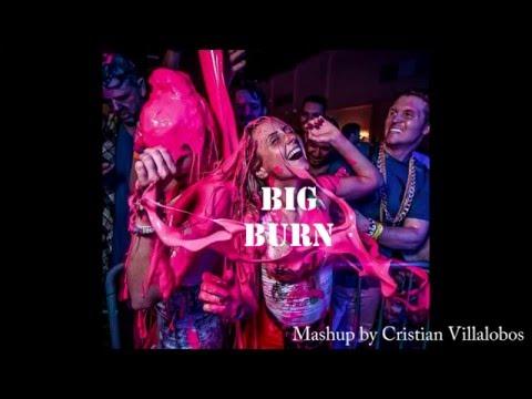Borgeous, David Solano, DallasK & KSHMR feat. Luciana - Big Burn (Cristian Villalobos mashup)