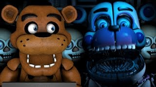 FREDDY PLAYS: Sister Location (Night 1-2) || BREAKING MY SANITY!!!