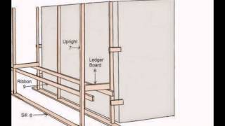 How To Build Double Pole Wooden Scaffolds Slideshow