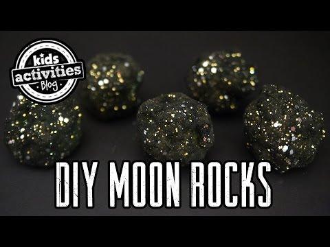 DIY Moon Rocks