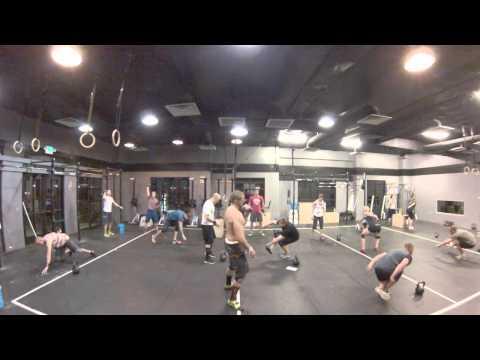 Crossfit WOD March 2, 2014 (Saratoga Springs Crossfit)