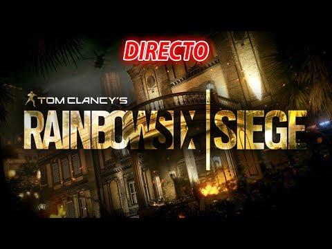Volvemos al Mundo Real   Rainbow Six Siege - Directo