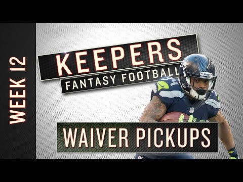Fantasy football waiver wire: 5 wide receivers to target for Week 12