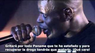 Download Kery James - L'impasse feat  Béné (Live At Trabendo Session) subtitulado MP3 song and Music Video