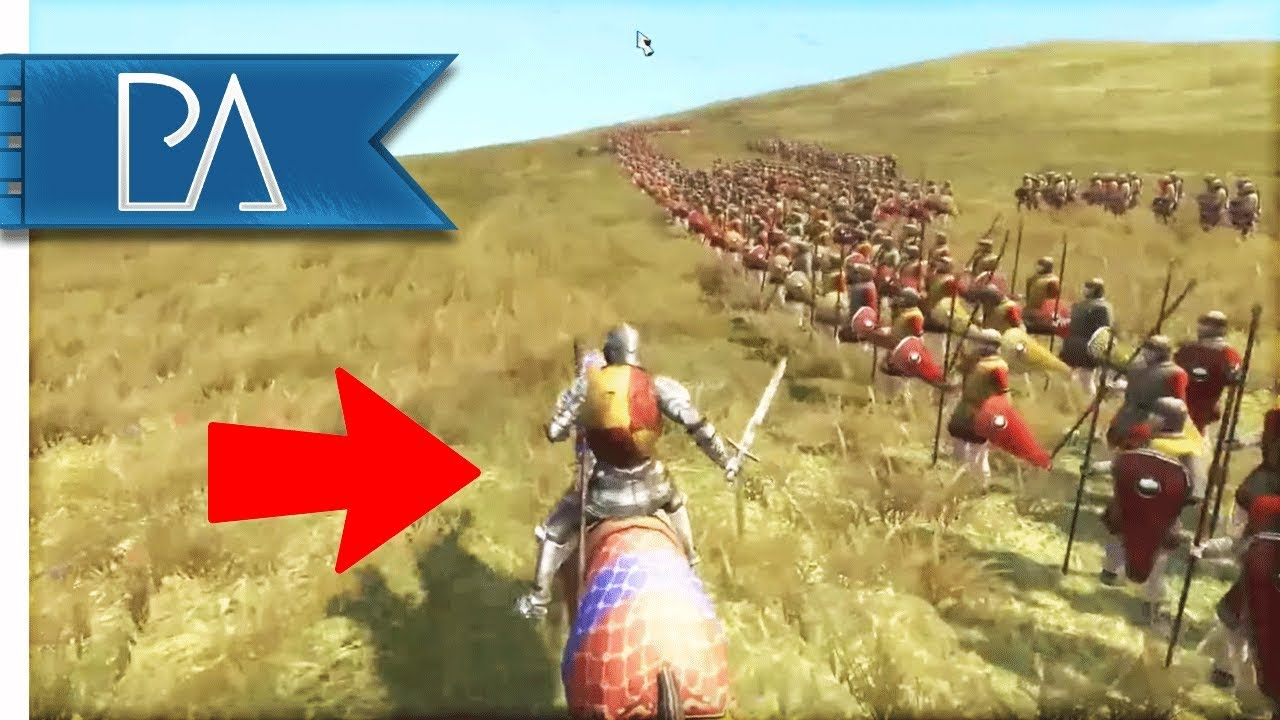 PLAY THIRD PERSON IN TOTAL WAR - Total War: Medieval 2 Battle Immersion Mod