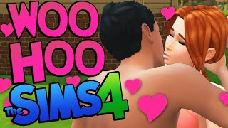 Sims 4 WOOHOO?! (Sims 4 Funny Moments) #2