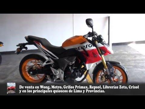 Nueva Moto Honda Cb190r