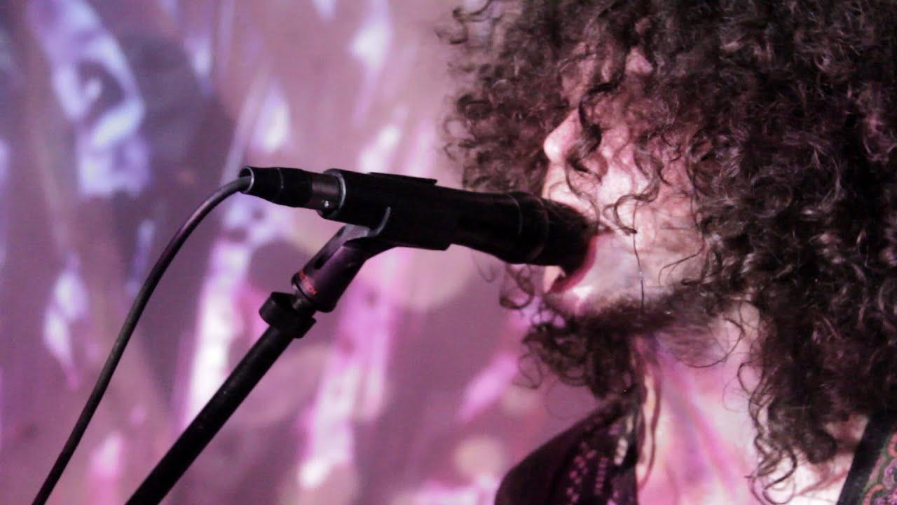Vinyl Williams Feedback Delicates Live At The Blindspot
