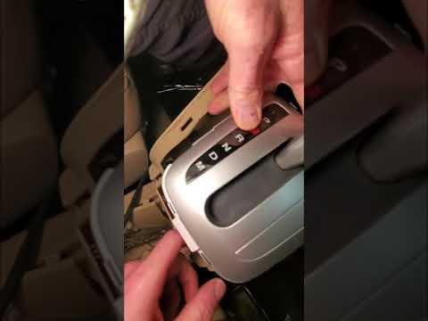 How to Fix Keys Stuck in Ignition DIY Repair 2008 Saturn Vue