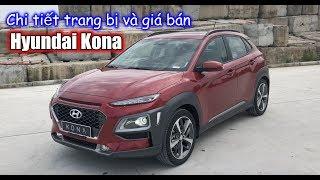 [Autozone.vn] Giá xe & Trang bị trên Hyundai Kona tại Việt Nam