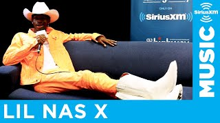 Lil Nas X Explains What 'Old Town Road' Means & His Future Collabs | CMA Fest 2019