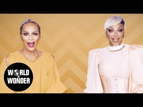 FASHION PHOTO RUVIEW: All Stars 3 Finale Looks with Raven and Raja