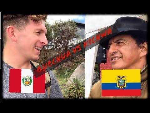 Aprender Kichwa De Ecuador || Con Gr3ngasho
