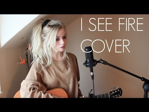 I See Fire - Ed Sheeran (Holly Henry Cover)