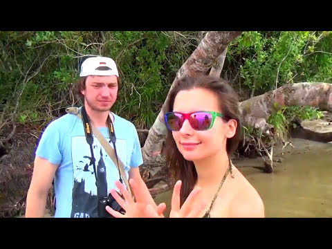 Caribbean Playa Blanca Beach Livingston Guatemala
